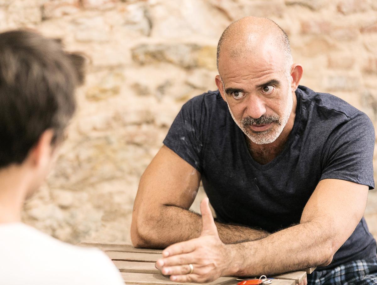 Javier Galito-Cava -Director y fundador Escuela Meisner España Barcelona