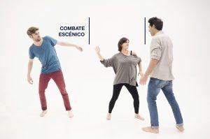 Curso de Combate escénico - Técnica Meisner - Barcelona