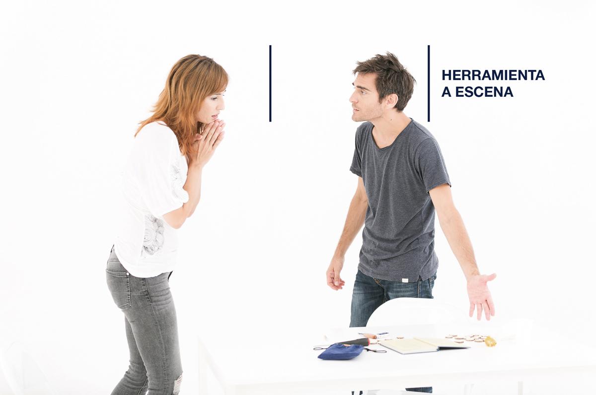 CURSO DE HERRAMIENTAS A ESCENA - Técnica Meisner