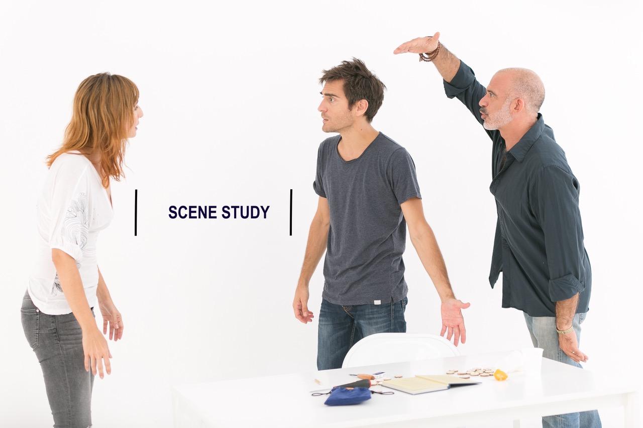Scene Study - Taller en ingles Técnica Meisner